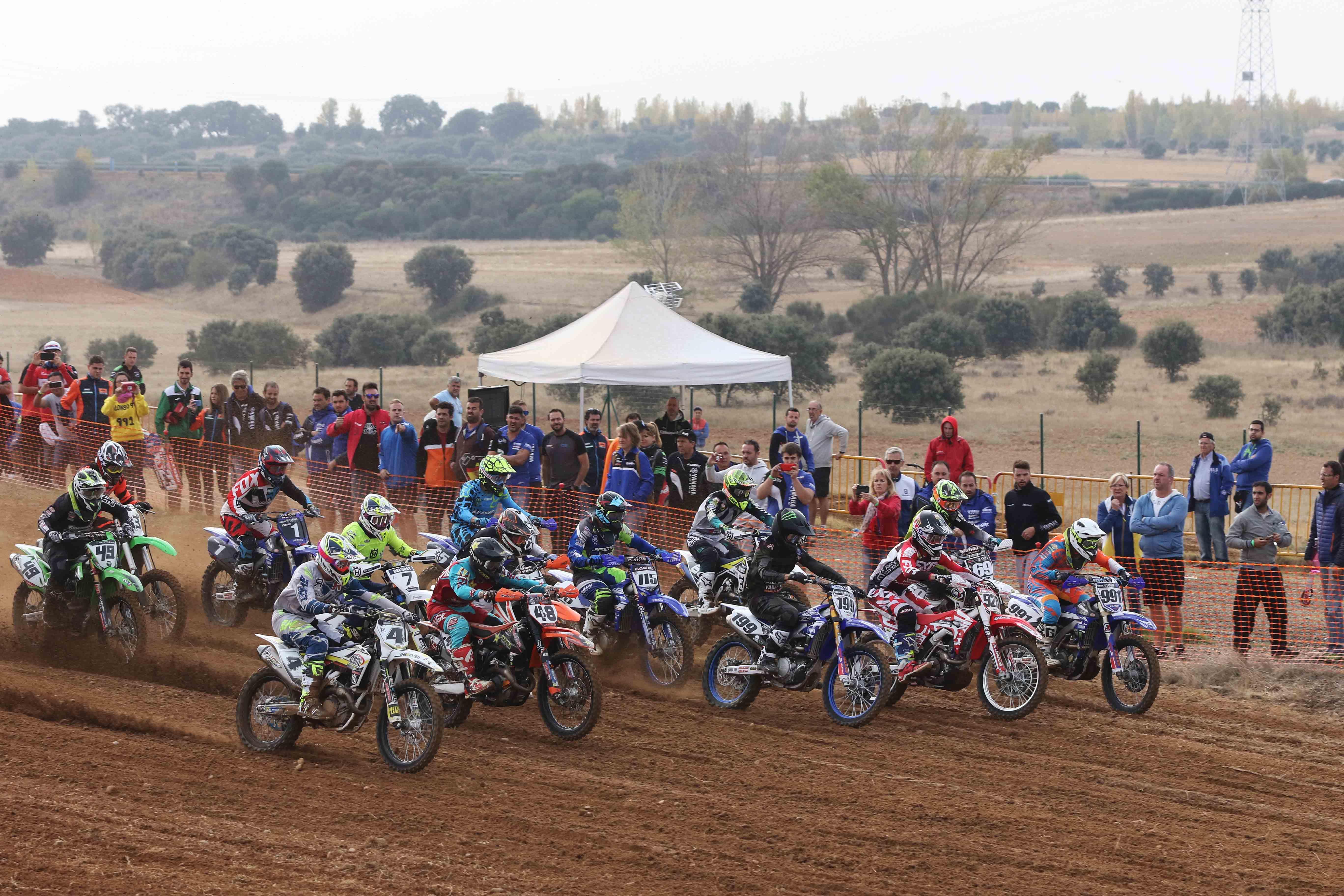 Circuito La Bañeza : Motocross de las autonomías quiénes serán los mejores